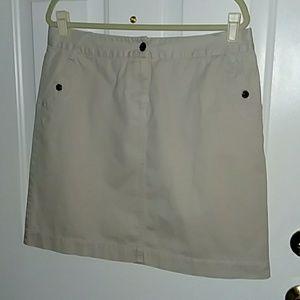 Dresses & Skirts - for the republic Khaki Skirt.